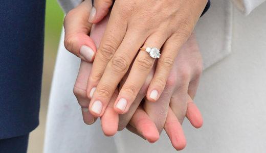 <ヘンリー王子とメーガン・マークルの結婚式> 婚約指輪やウェディングドレスは?